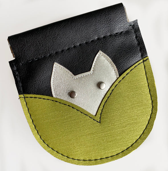 Kitty Coin Purses - Special Edition Collaboration with Careful It Bites! SOLD OUT