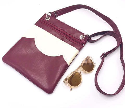 The Cloud Cross Body Travel Bag
