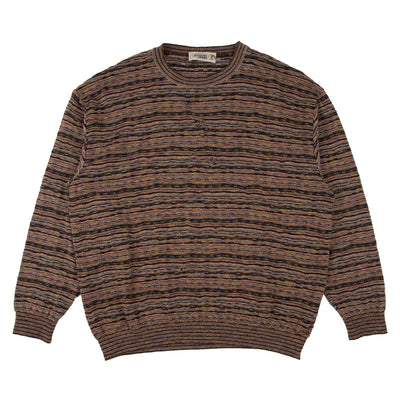 Pull Missoni - Marron & Bordeaux