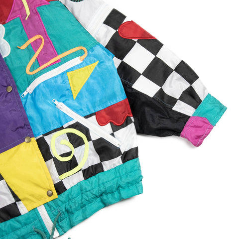 Ski Jacket - Patchwork