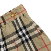 JUPE NOVA CHECK - BURBERRY