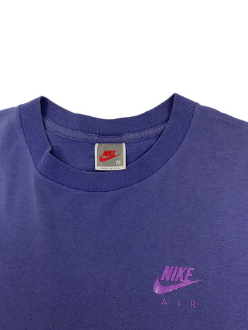 T-shirt Nike Air - Made In USA - Violet