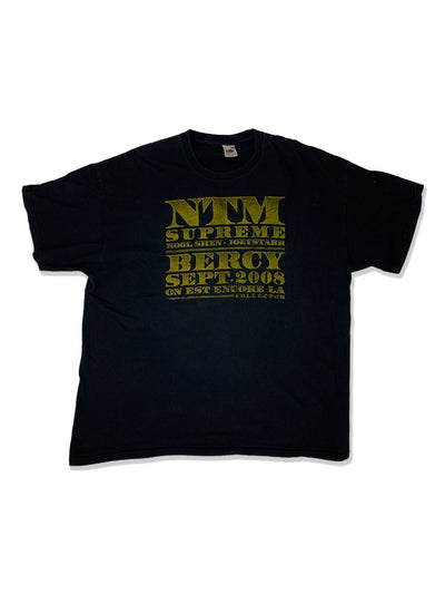 T-shirt NTM SUPREME 2008