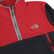 Polaire Fleece The North Face - Rouge & Noir