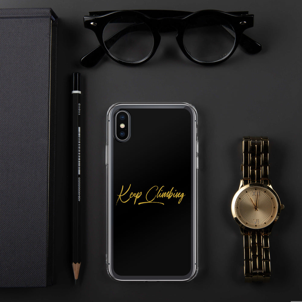Keep Climbing | iPhone Case