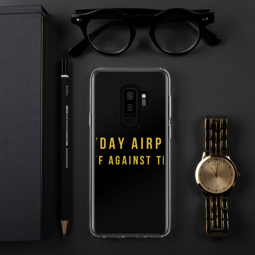 Everyday Airplanes Takeoff Against The Wind | Samsung Case