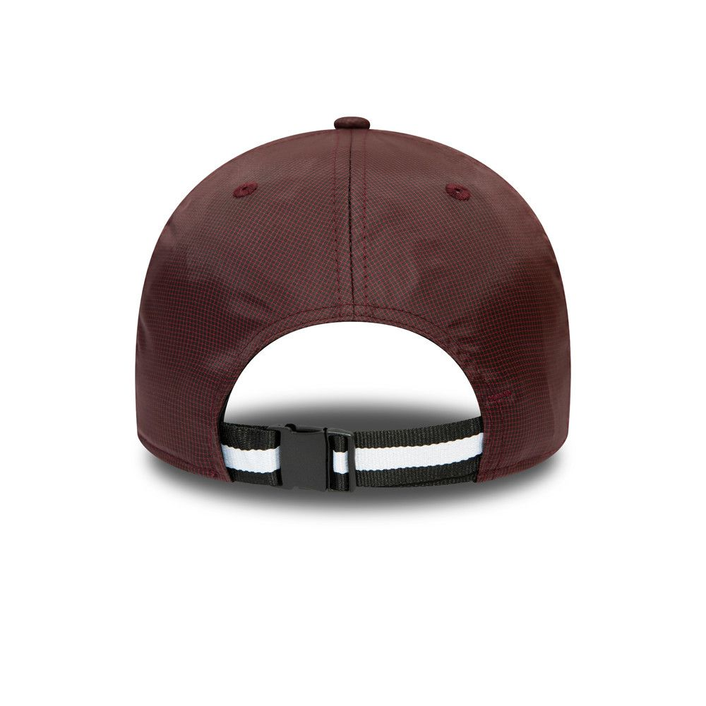 Casquette incurvée New Era 9FORTY Ripstop Chicago Bulls rouge 12490000
