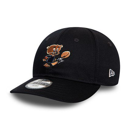 Casquette New Era Bébé 9FORTY Chicago Bears bleue marine 12134971