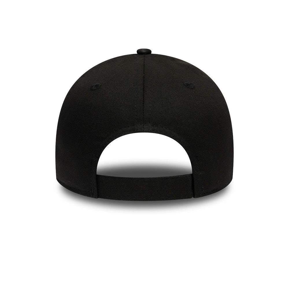 Casquette New Era Enfant Child 9FORTY Manchester United noire 11223204
