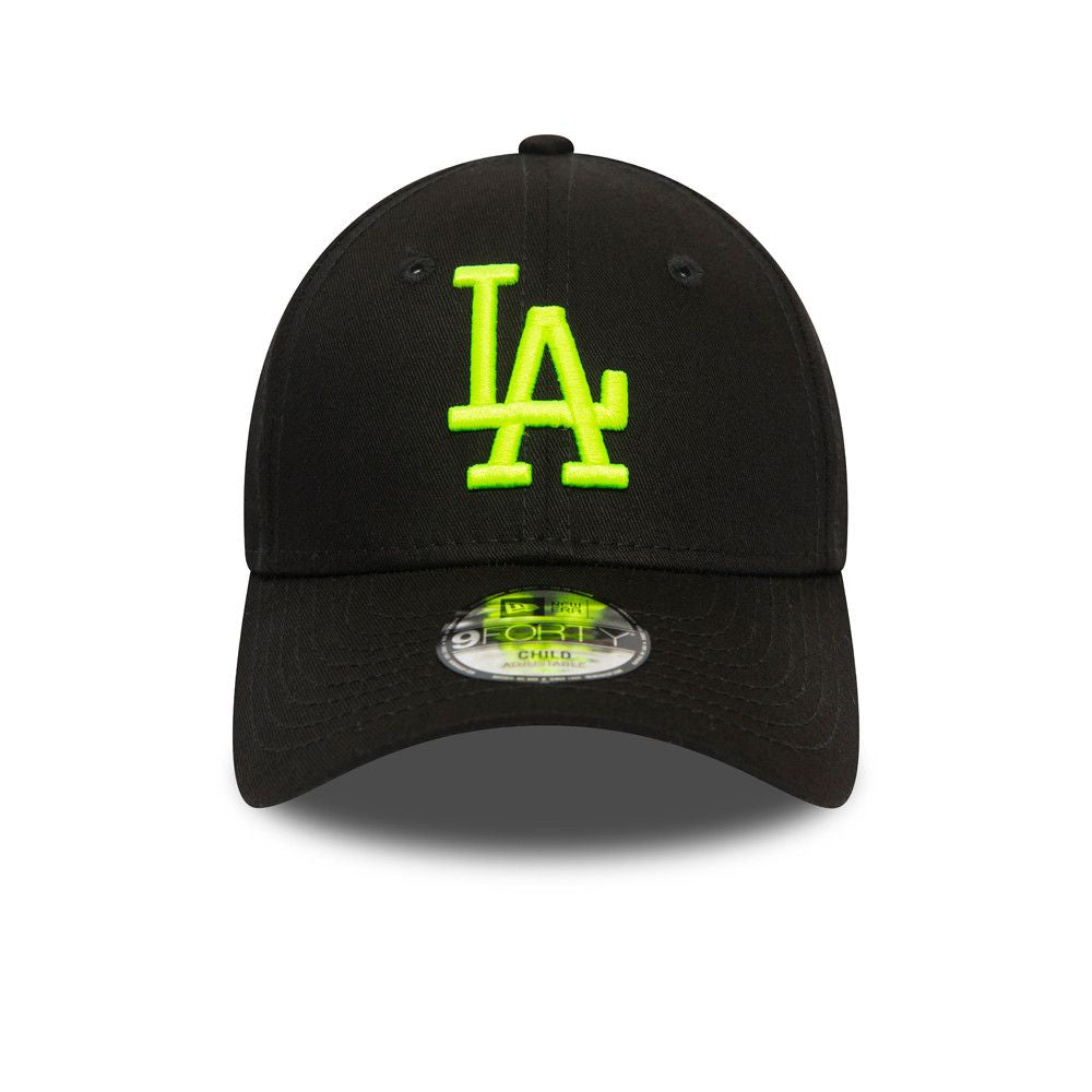 Casquette New Era Enfant Youth 9FORTY LA Dodgers noire 12381094