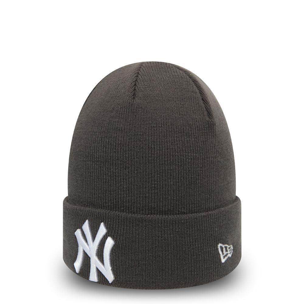 Bonnet New Era Enfant Youth New York Yankees gris charcoal 12145433