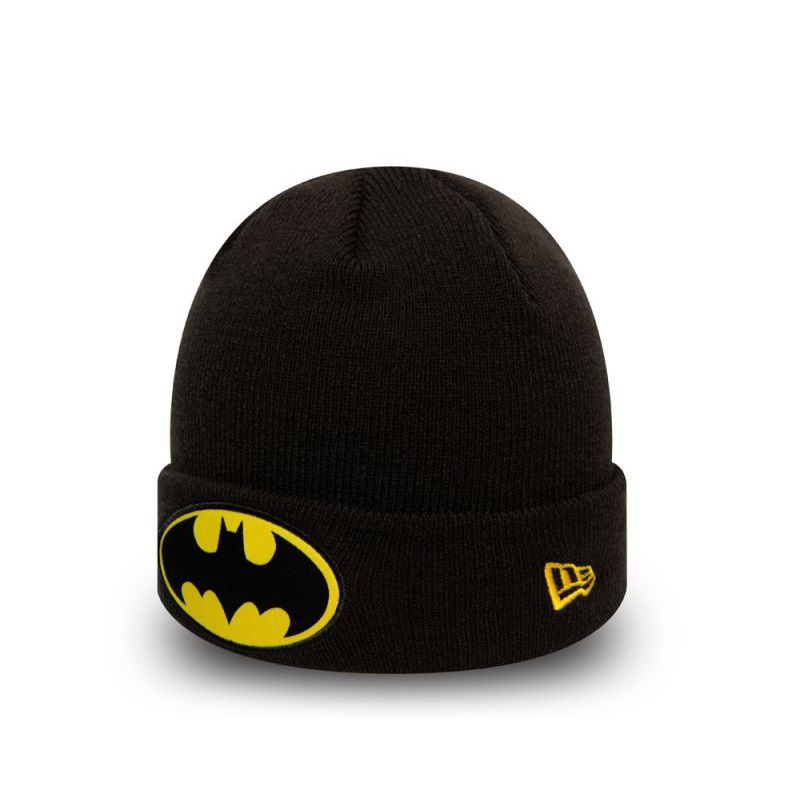 Bonnet New Era Enfant Toddler DC Comics Batman noir 12134939
