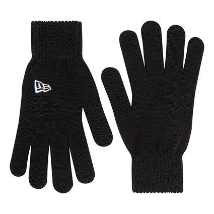 Gants en mailles New Era Essential Gloves noirs 12134753