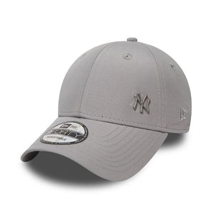 Casquette New Era 9FORTY New York Yankees Flawless grise 11198849