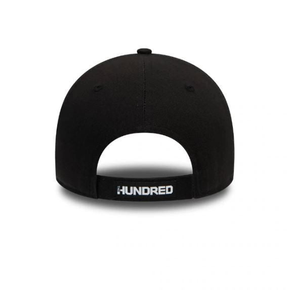 Casquette New Era 9FORTY Trent Rockets The Hundred noire 12556338