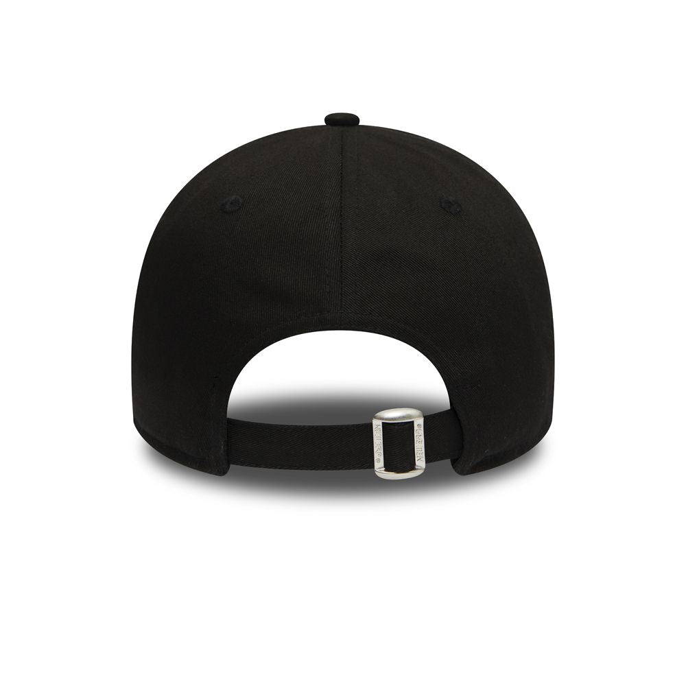 Casquette New Era 9FORTY Outline Los Angeles Lakers noire 12292584