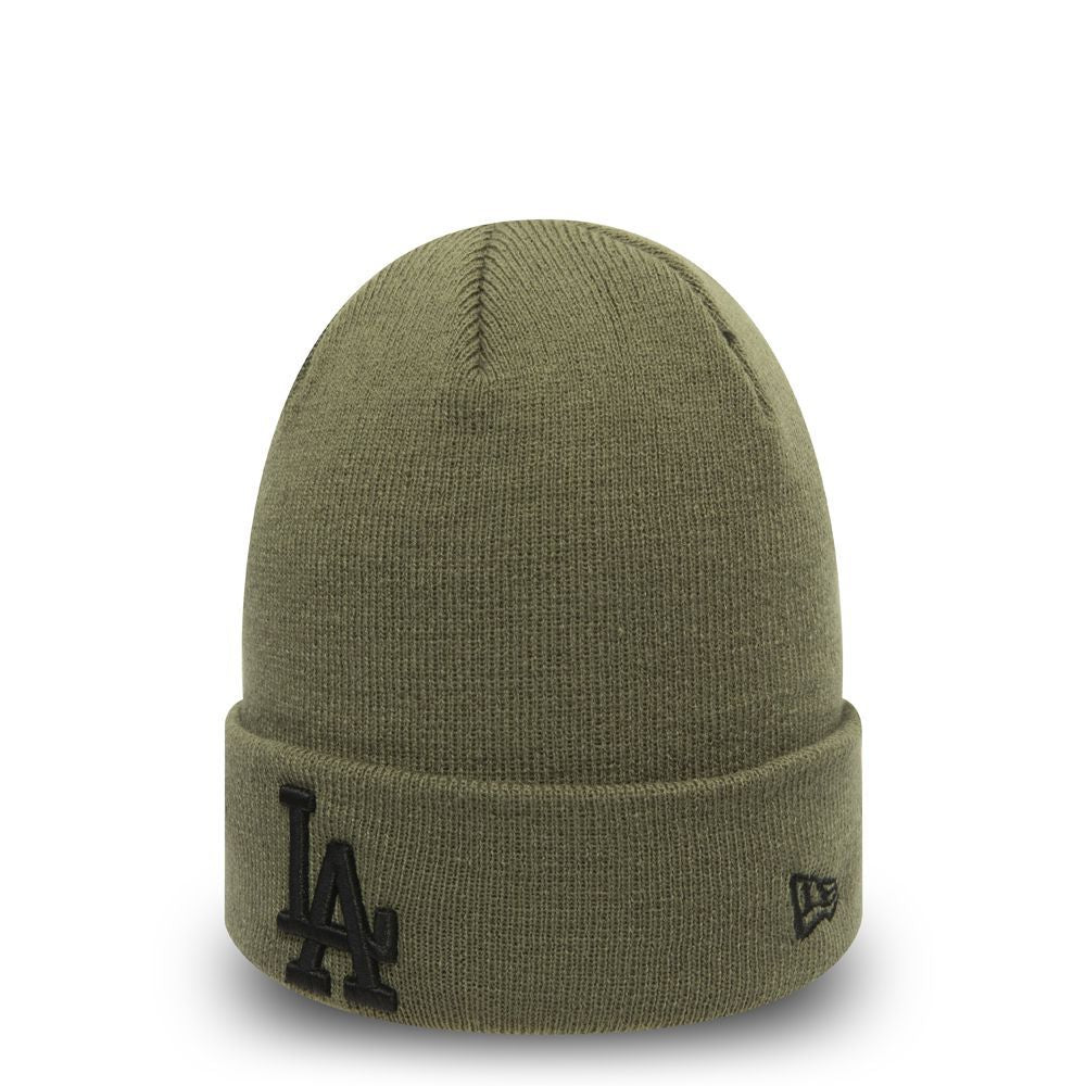 Bonnet New Era Enfant Youth Los Angeles Dodgers olive 12145435