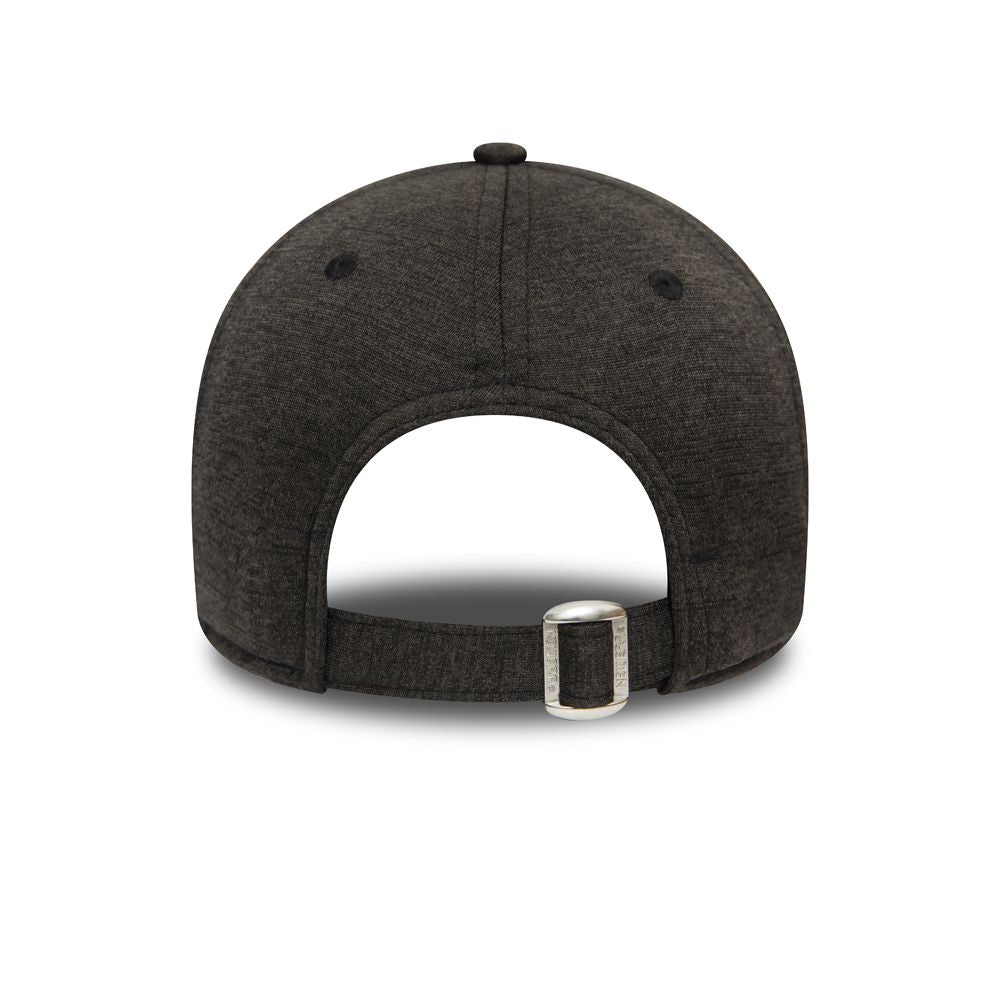 Casquette New Era 9FORTY Shadow Tech NY Yankees grise charcoal pour junior (6 à 12ans).