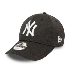 Casquette New Era 9FORTY Shadow Tech NY Yankees grise charcoal pour junior (4 à 6ans)