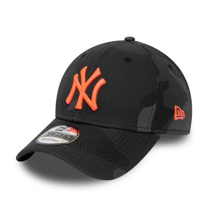 Casquette New Era 9FORTY New York Yankees dark camouflage 12381203