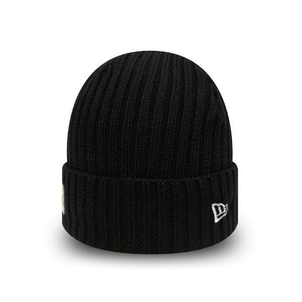 Bonnet New Era Watch Knit NE noir 12040290