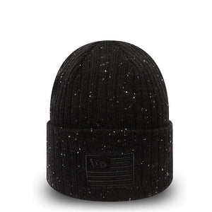 Bonnet à rabat New Era Skull Knit NE noir 12047722