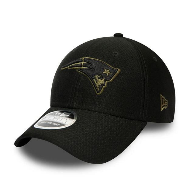Casquette New Era 9FORTY Tonal New England Patriots noire 12489978