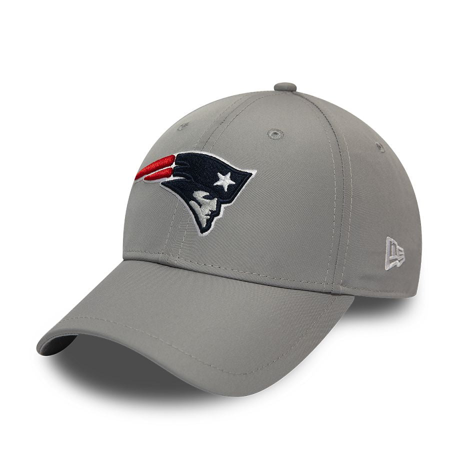 Casquette New Era 9FORTY NFL New England Patriots grise 12134692