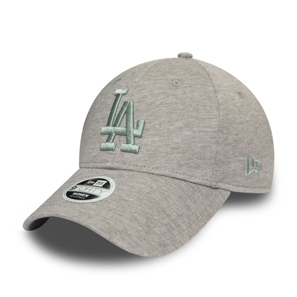 Casquette New Era Femme 9FORTY Jersey Los Angeles Dodgers grise 12285213