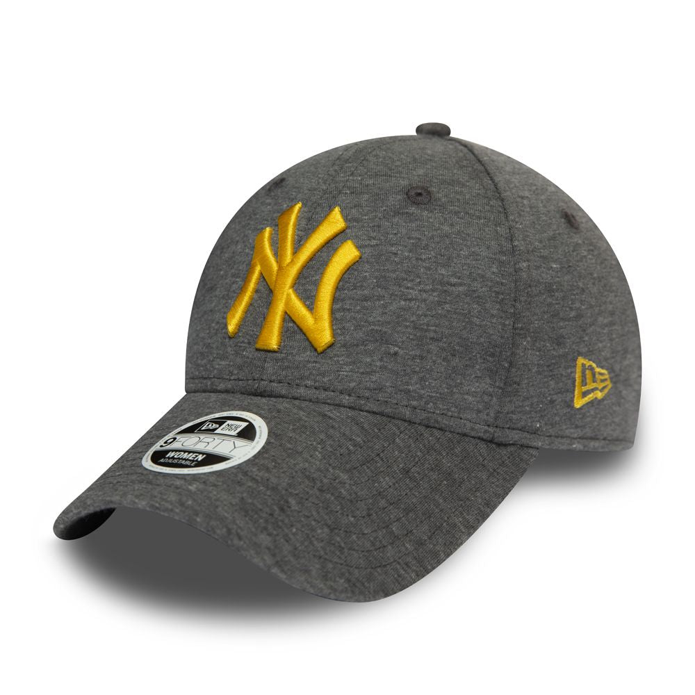 Casquette femme New Era 9FORTY Jersey New York Yankees grise 12285211