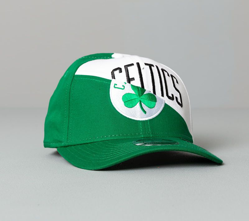 Casquette New Era incurvée 9FIFTY Stretch Snap Boston Celtics 12134793