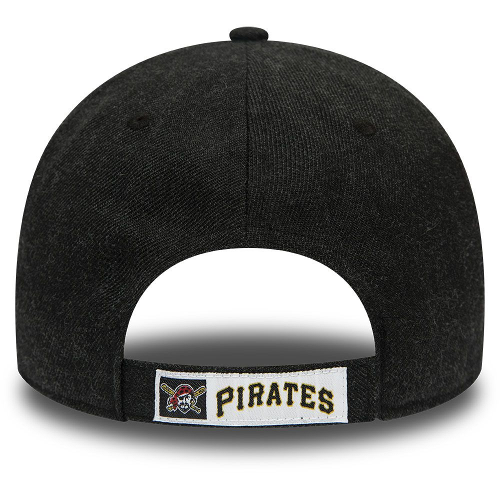 Casquette New Era 9FORTY MLB Pittsburgh Pirates noire 12134647