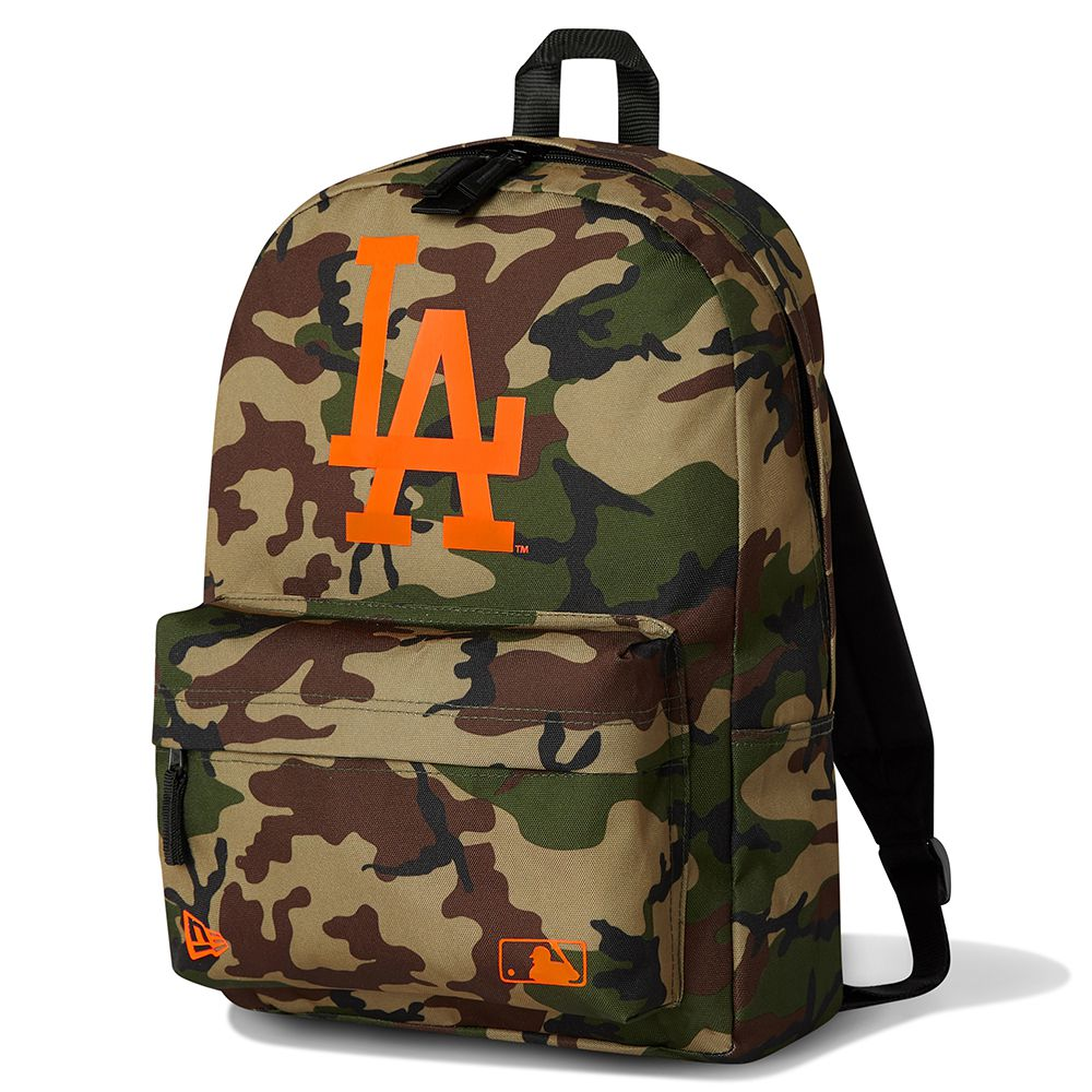 Sac à dos New Era Stadium camouflage Los Angeles Dodgers 12380994