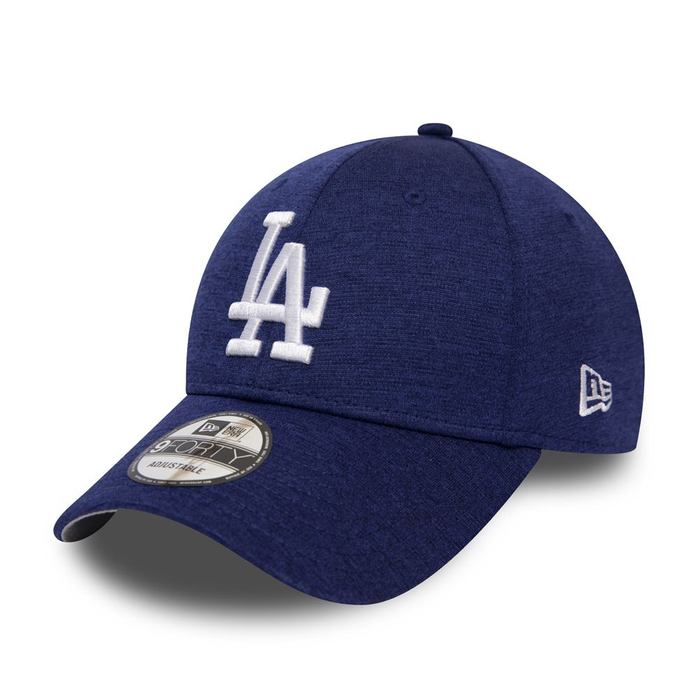 Casquette New Era 9FORTY League Essential LA Dodgers bleue 12285258