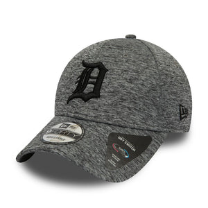 Casquette New Era 9FORTY Dry Switch Détroit Tigers grise 12040536