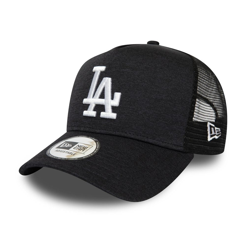 Casquette New Era TRUCKER A Frame Shadow Tech Los Angeles Dodgers bleue marine 12285267