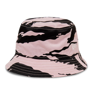Bob New Era Tiger Camo rose et noir 12425467
