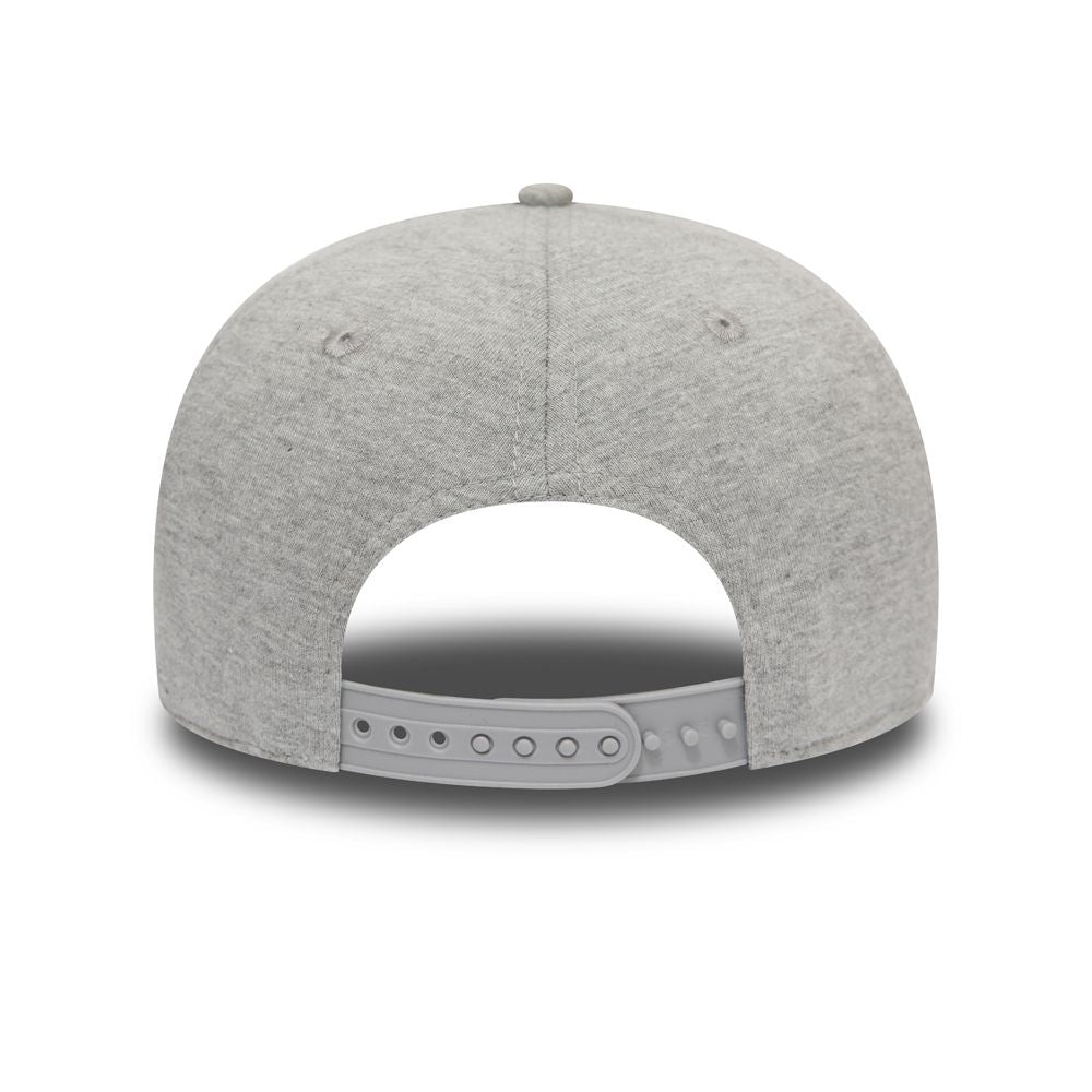 Casquette New Era 9FIFTY Rétro Patch grise 12040321