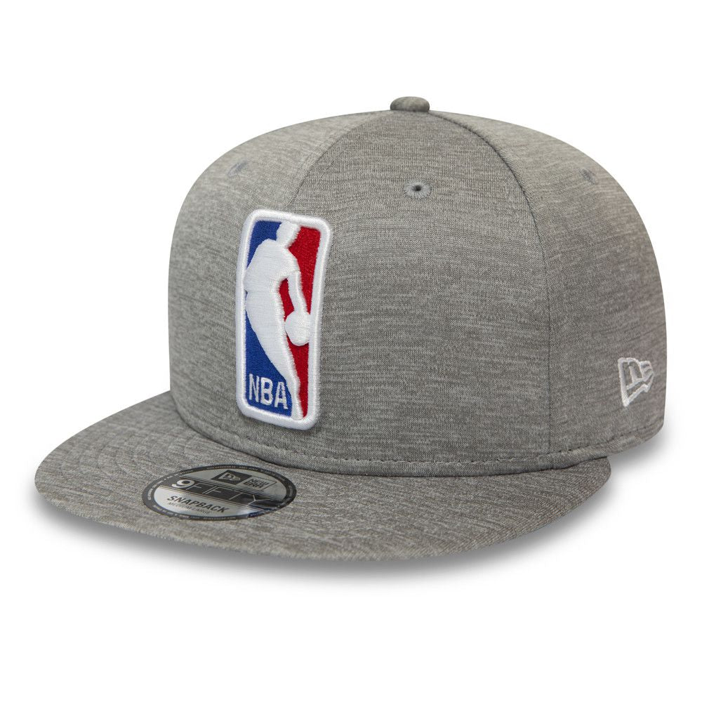 Casquette New Era visière plate 9FIFTY NBA Official grise 12386705