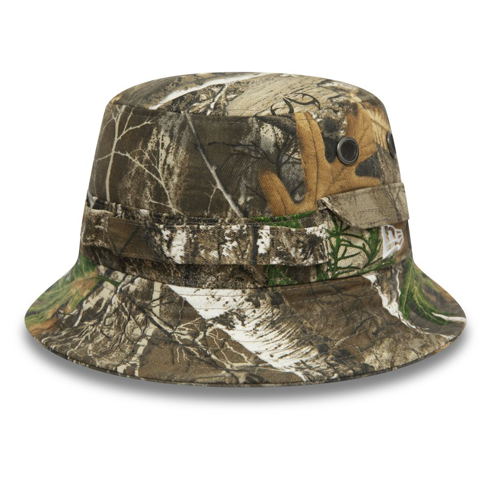 Bob New Era Real Tree effet feuilles mortes camouflage 12394880