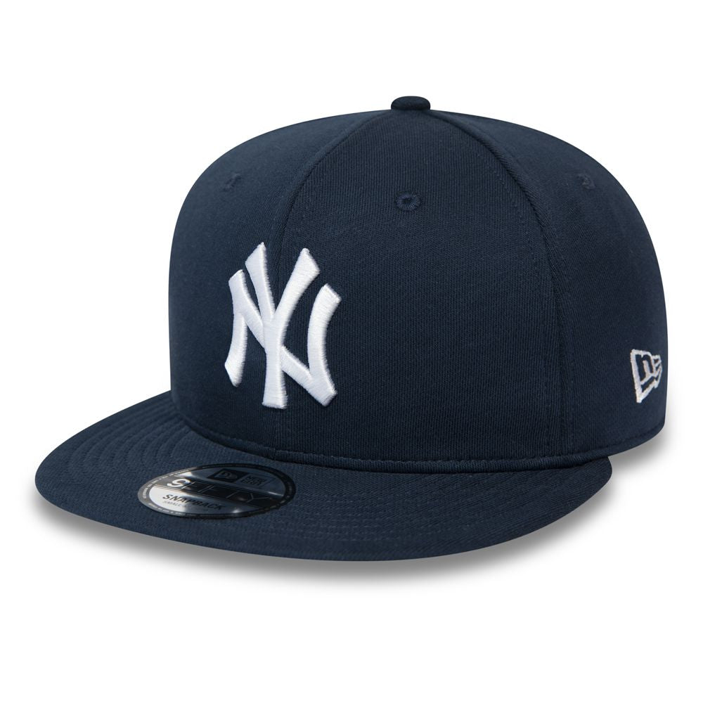 Casquette New Era 9FIFTY Jersey Navy New York Yankees bleue marine