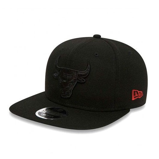 Casquette New Era 9FIFTY Chicago Bulls 6X Champs noire 80581169