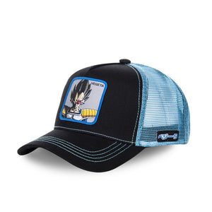 Casquette Vegeta Capslab Trucker des Dragon Ball Z CL/DBZ/3/VEGB