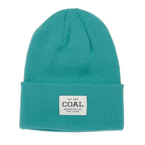 Bonnet COAL The Uniform turquoise mint 207237