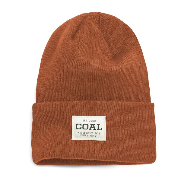Bonnet COAL The Uniform orange rust 207236