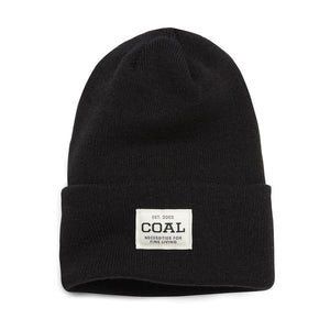Bonnet COAL The Uniform noir 207204