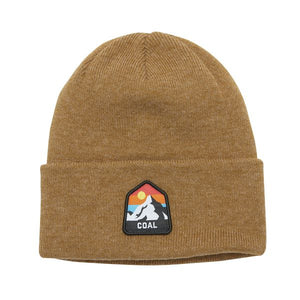Bonnet COAL pour enfant The Peak Beanie brun 265101