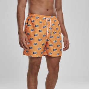 Short de bain Fanta orange MC529