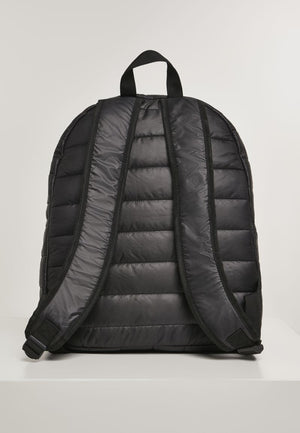 Sac à dos Mister Tee x NASA Puffer Backpack noir MT2023