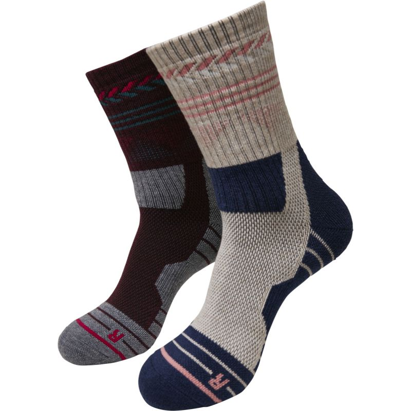 Chaussettes homme Urban Classics Hiking Performance (lot de 2) TB3742